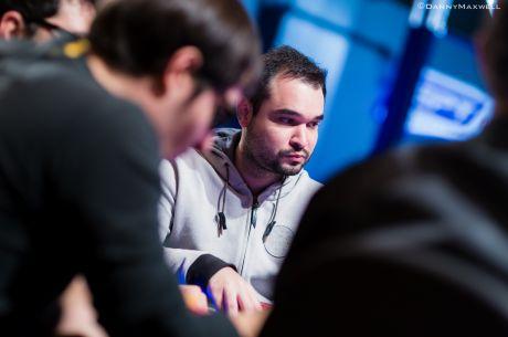 PokerStars.it EPT10 Sanremo Dia 5: Ariel Bahia 12º (€29,275); Jordan Westmorland Lidera FT