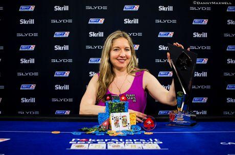 Vicky Coren-Mitchell wygrywa Main Event San Remo i przechodzi do historii jako dwukrotna...