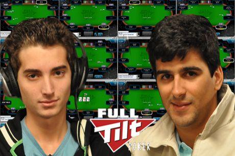 Palma, Phounder e 07Papi Faturam na Full Tilt Poker