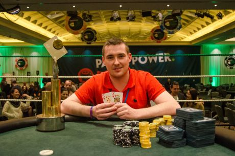 Online Qualifier Patrick Clarke Turns €4 Into €250,000 at 2014 Irish Open