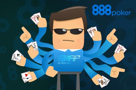 "Discover ""Snap Poker"" and Win an Extreme Jet Flight Experience on 888poker"