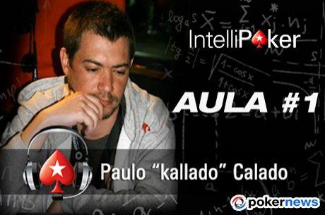 Aula No Limit Hold'em NL2 por Paulo Calado