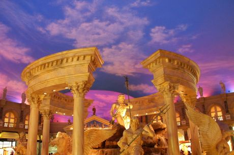 WSOP Warm-Up Poker Series at Caesars Palace