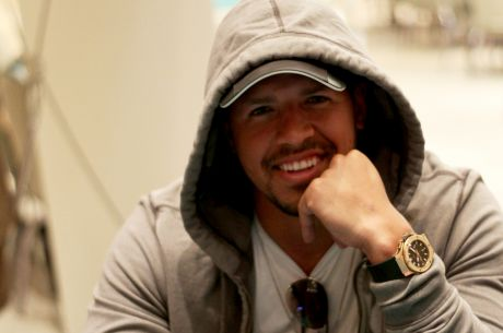 2014 WPT World Championship Day 2: NFL Receiver Miles Austin in Final 68
