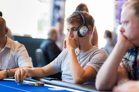2014 PokerStars EPT Grand Final Super High Roller Dzień 1: Gruissem na czele rekordowego...