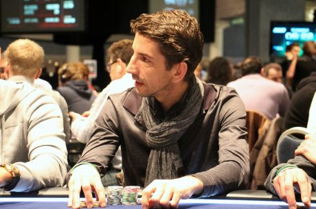 Fellini e Dr.Machine no Dia 2 do France Poker Series Mónaco