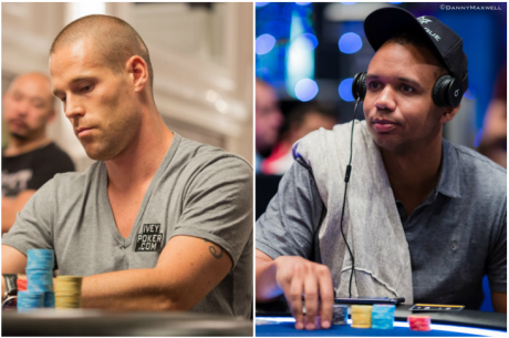 The Online Railbird Report: Antonius Week's Biggest Winner, Ivey Loses Again & More