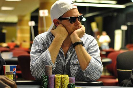 2014 MSPT Canterbury Park Day 1a: Abramowicz Takes the Lead After Opening Day