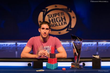 Daniel Colman Beats Dan Cates To Win EPT Grand Final Super High Roller for €1,539,300