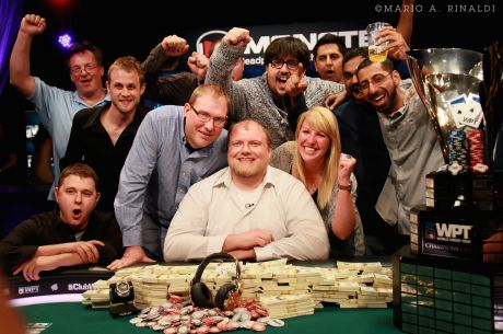 Keven Stammen Wins the Season XII WPT World Championship for $1,350,000