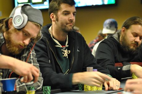 2014 MSPT Canterbury Park Day 1b: Big Turnout Sets New Minnesota State Record