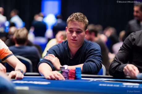 2014 EPT Grand Final Main Event Day 1b: Hendrik Latz Takes Overall Lead in Massive Field