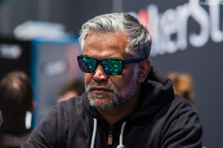 "Ayaz ""Dr.Machine"" Manji Lidera 4 Lusos no Dia 2 da Grand Final do EPT"