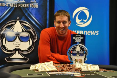 Mike Wilmes Conquers Minnesota State Record Field to Win 2014 MSPT Canterbury Park