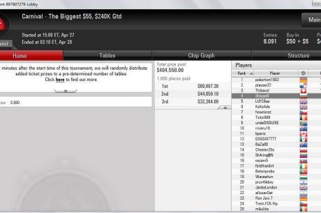 Четвърто място и $21К за Стоян Бояждиев в The Biggest $55 +...
