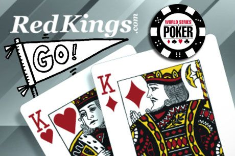 RedKings Ima Tri Načina Da Vas Odvede na 2014 WSOP!