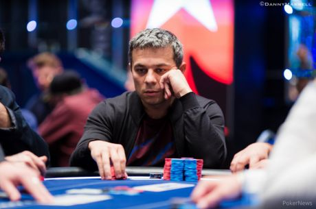 EPT10 Grand Final Main Event Day 2: Troyanovskiy Leads Final 123 Players; Ivey Falls