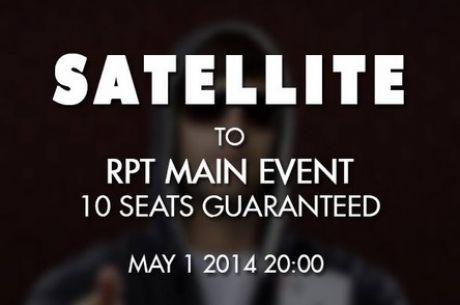 Veliki Satelit za RPT u Četvrtak 1. Maja u Splendidu!