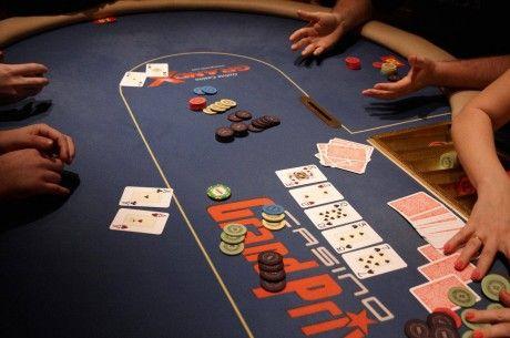 Uuendused Casino Grand Prix mai turniirikavas