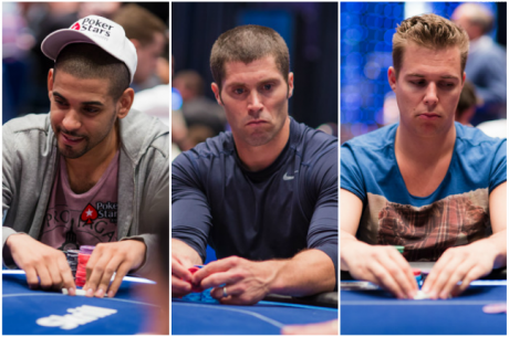 2014 PokerStars EPT Grand Final Main Event Day 3: Williams, Clements, Boeken Advance