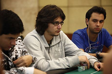 "The ""urubu111"" Challenge: Marcelo Freire Attempts to Play 500,000 PLO Hands in 45 Days"