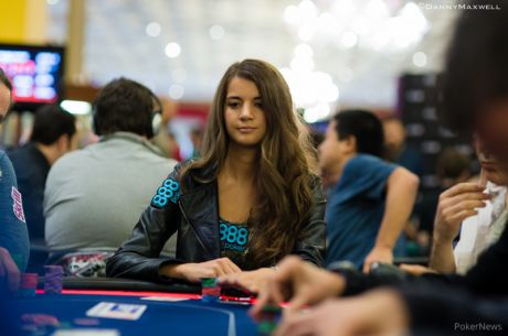 "888poker Team Pro Sofia Lövgren: ""Vicky Coren Did Something Great for Poker"""