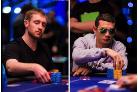 2014 PokerStars EPT Grand Final Main Event Day 4: Hicks Leads Final 17; Salter Third