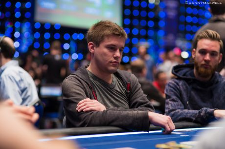 Byron Kaverman Establece Record en una sola temporada del World Poker Tour por más cashes