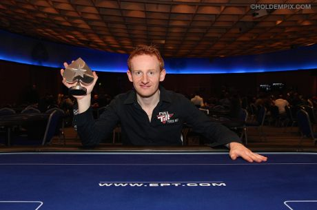 Dermot Blain Wins the EPT Grand Final €5K Side Event; Scoops Over €200K