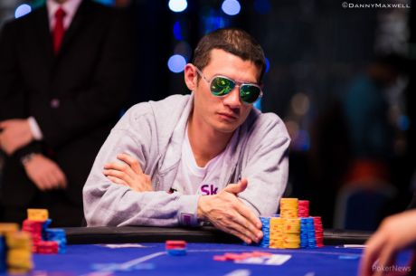 2014 PokerStars EPT Grand Final Main Event Dzień 5: Jack Salter na czele stołu finałowego