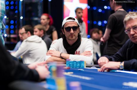 High Roller €25k Grand Final EPT: Kitai Comanda Final Table