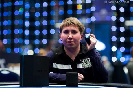 Владимир Шабалин стал третьим в мире игроком...