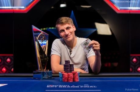 Philipp Gruissem Wins EPT10 Grand Final €25K HR; Moves Atop All-Time German Money List