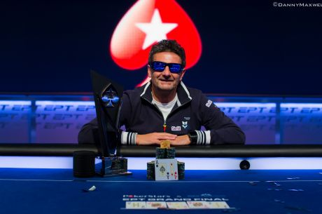 Antonio Buonanno Wins 2014 PokerStars EPT Grand Final Main Event After 18-Hour Final