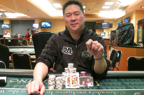 Bernard Lee Captures First WSOP Circuit Gold Ring; Denies Alex Masek Ninth