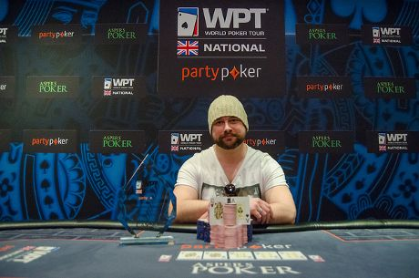 Darren Mapley Crowned King of WPT National Newcastle