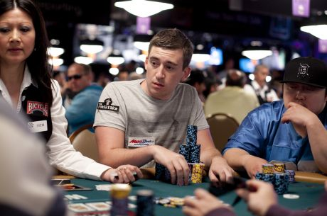 Ben Vinson Leads 2014 UKIPT Nottingham High Roller