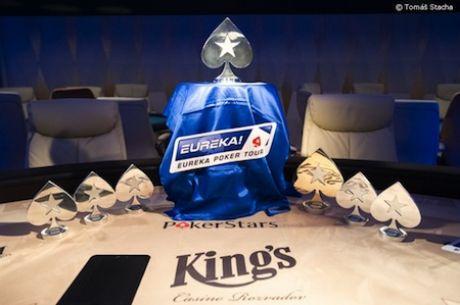 Eureka Rozvadov se Vraća u King's Casino sa €500,000 Garantovanim Main Eventom