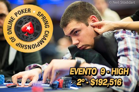 "Rui ""RuiNF"" Ferreira 2º no Evento #9 High do SCOOP ($192,516)"