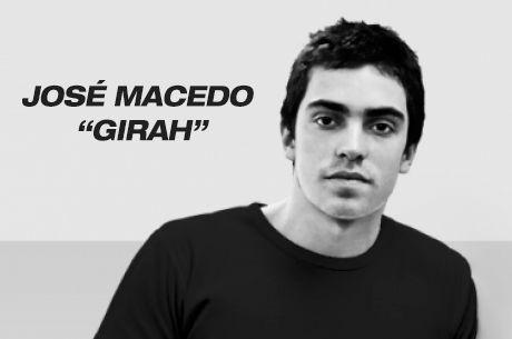 """José """"Girah"""" Macedo dos HighStakes à Limpeza de Casas de Banho"""