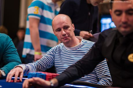 2014 UKIPT Nottingham Main Event Day 1b: Jude Ainsworth Claims Overall Lead