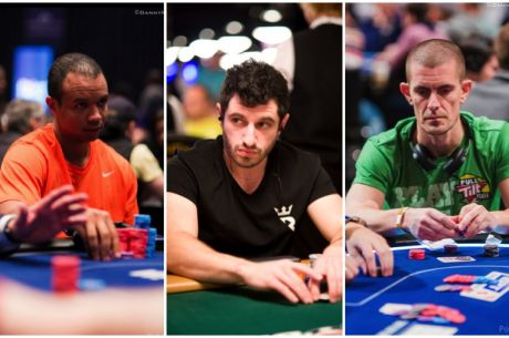 The Online Railbird Report: Ivey, Galfond, and Hansen All Grace the Loser's List
