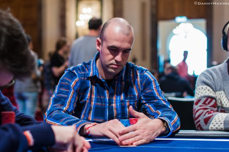 Gavin O'Rourke Claims Number One Spot In The Irish Online Poker Rankings