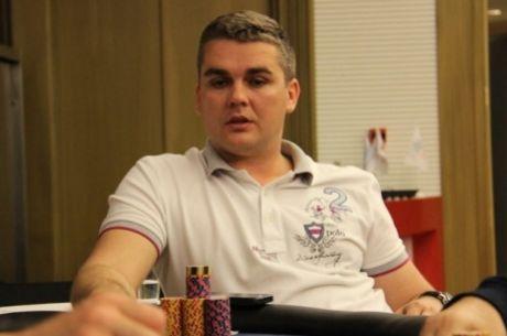 Vlado Banićević Čip Lider Pred Dan 2 na Lebanese Poker Cup-u