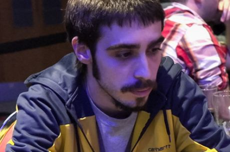 2014 UKIPT Nottingham Main Event Day 2: Juan Benito Tops The Counts