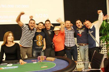 Marko Horvatinec Osvojio Lebanese Poker Tour za €57,036, Jovan Jojić runner-up!