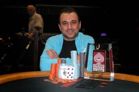 Windy City Payday: Eddie Ochana Wins 2014 Chicago Poker Classic Main Event