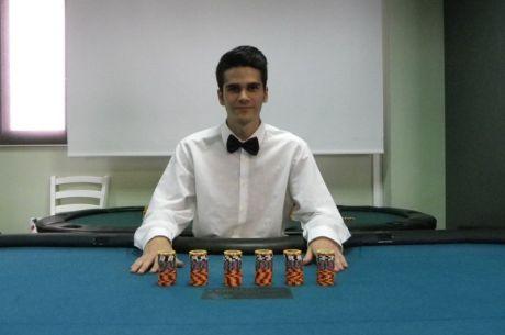 A punto de comenzar el nuevo curso de crupier en Cerus Casino Academy; ¡Trabaja ya en lo que...