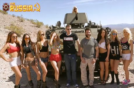 1 Dia Explosivo com Dan Bilzerian e a FPS Russia