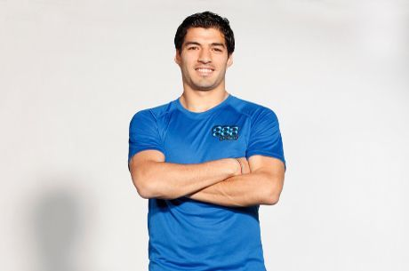 Uruguay Football Star Luis Suarez Joins 888 Team Pro